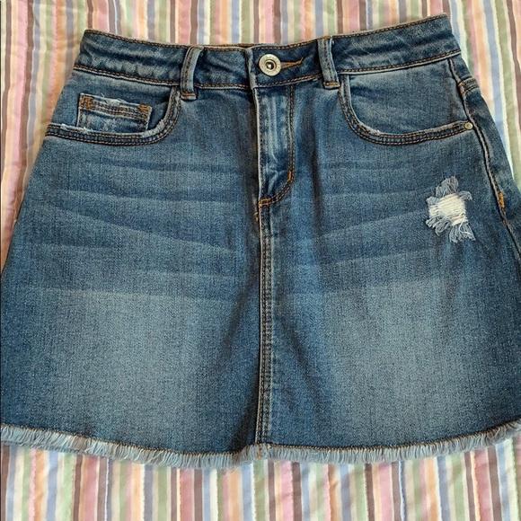zara girls Other - New Zara Girls Jean skirt